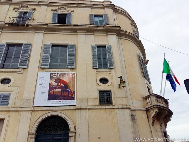 Scuderie del Quirinale Wystawa potrwa do 31 stycznia 2016 roku.