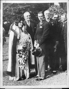 Pola Negri i Sergo Mdivani