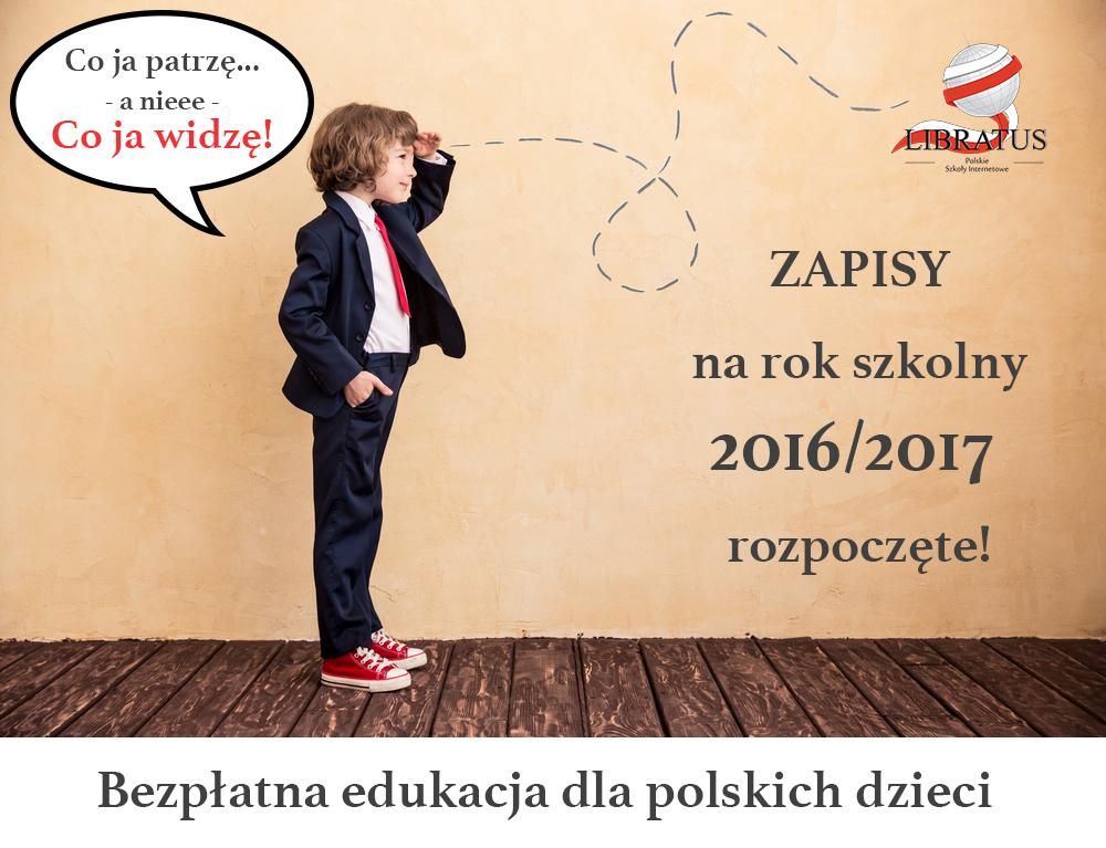 Zapisy 2016-2017