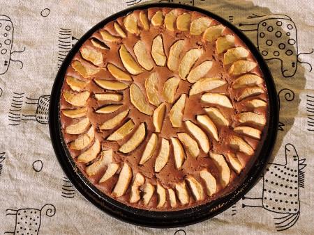 ciasto_czekoladowe_jablkowe_polacy_we_Wloszech