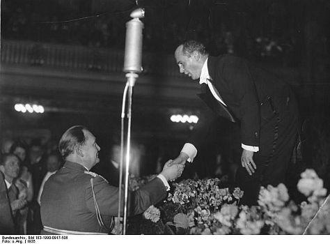Kiepura i Goering