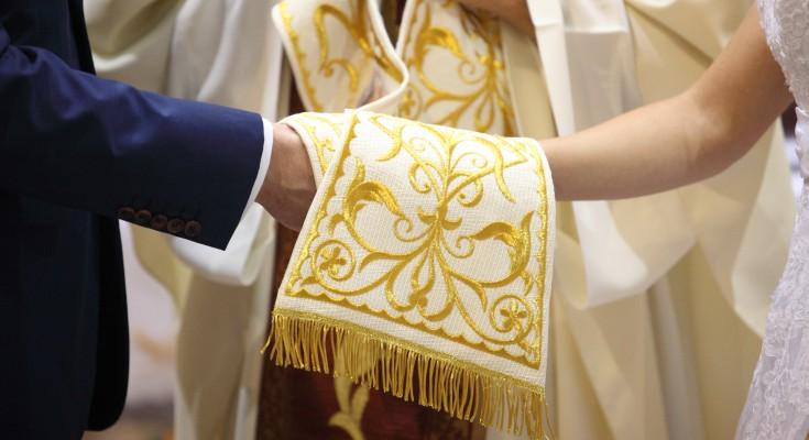 ślub Kościelny W Polskim Kościele W Rzymie Polacy We Włoszech