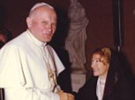 144-Pope-John-Paul-II-s relationship-with Anna-Teresa-Tymieniecka