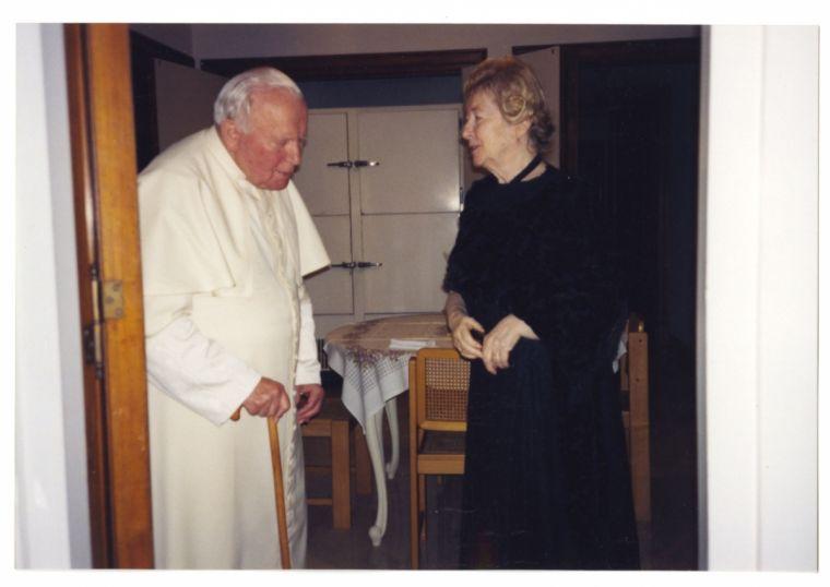 chory papież i Anna