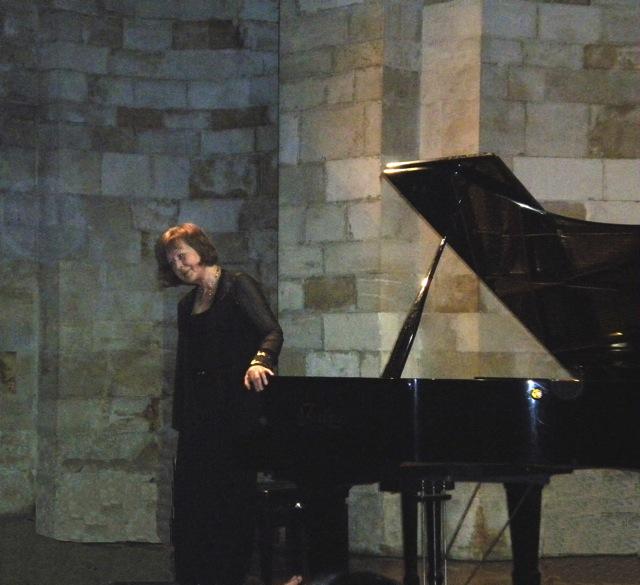 Joanna Trzeciak - BARI 2010