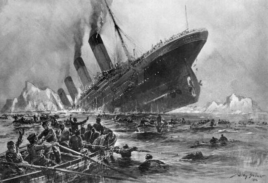 titanic. 2
