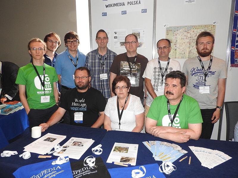 Wikimedia_Polska_at_Wikimania_2015_PolacyweWloszech