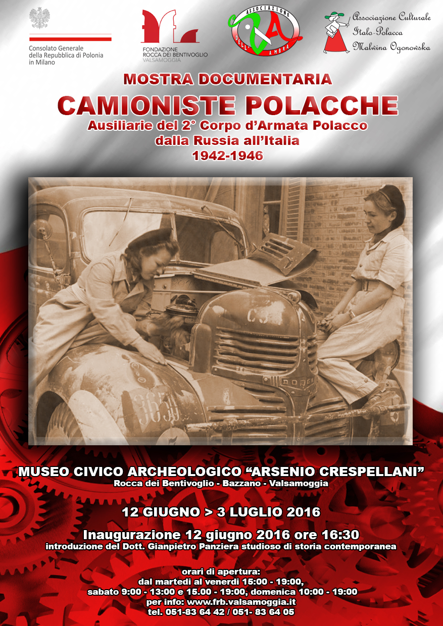mostra camioniste