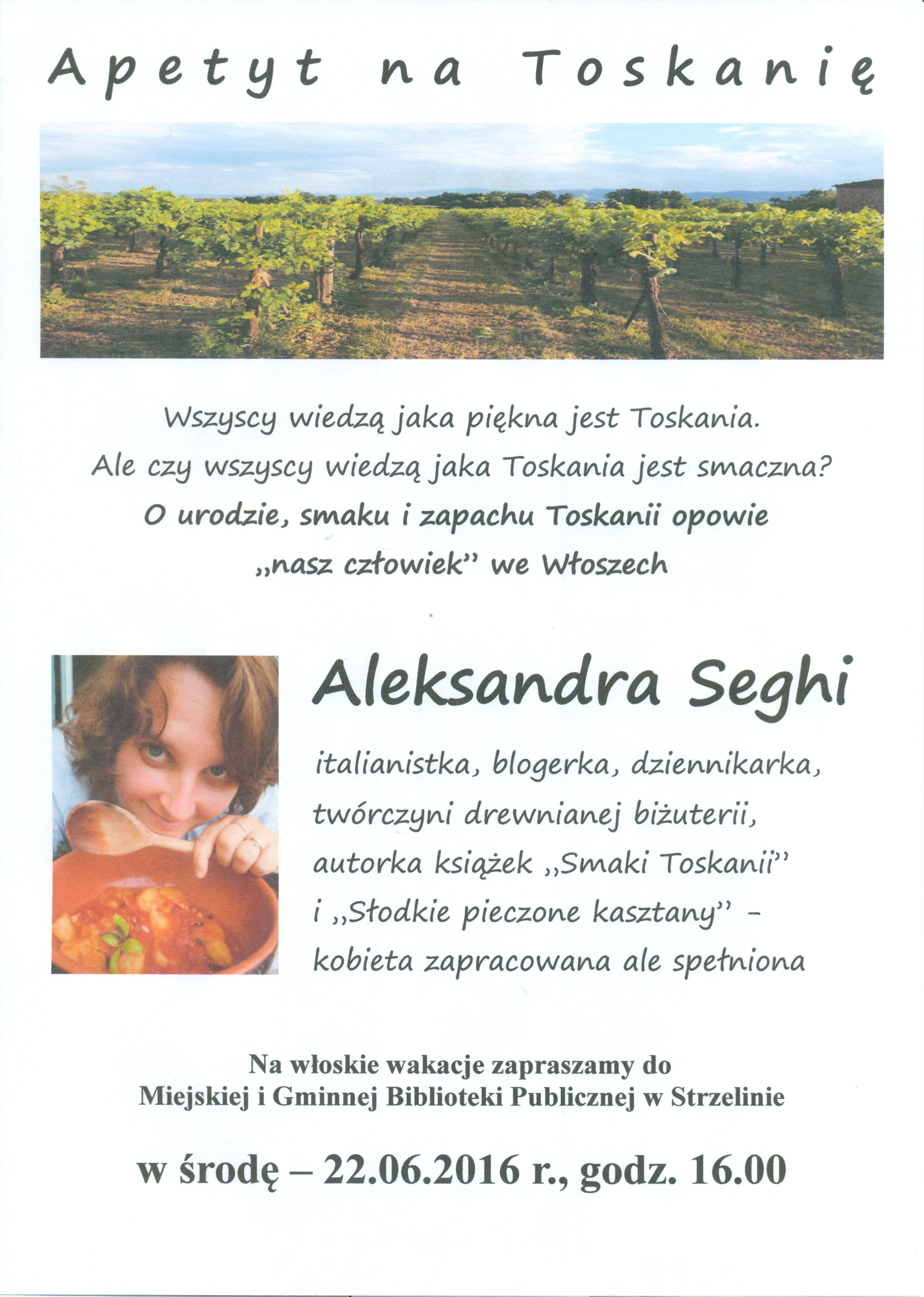 plakat_strzelin_moja_toskania