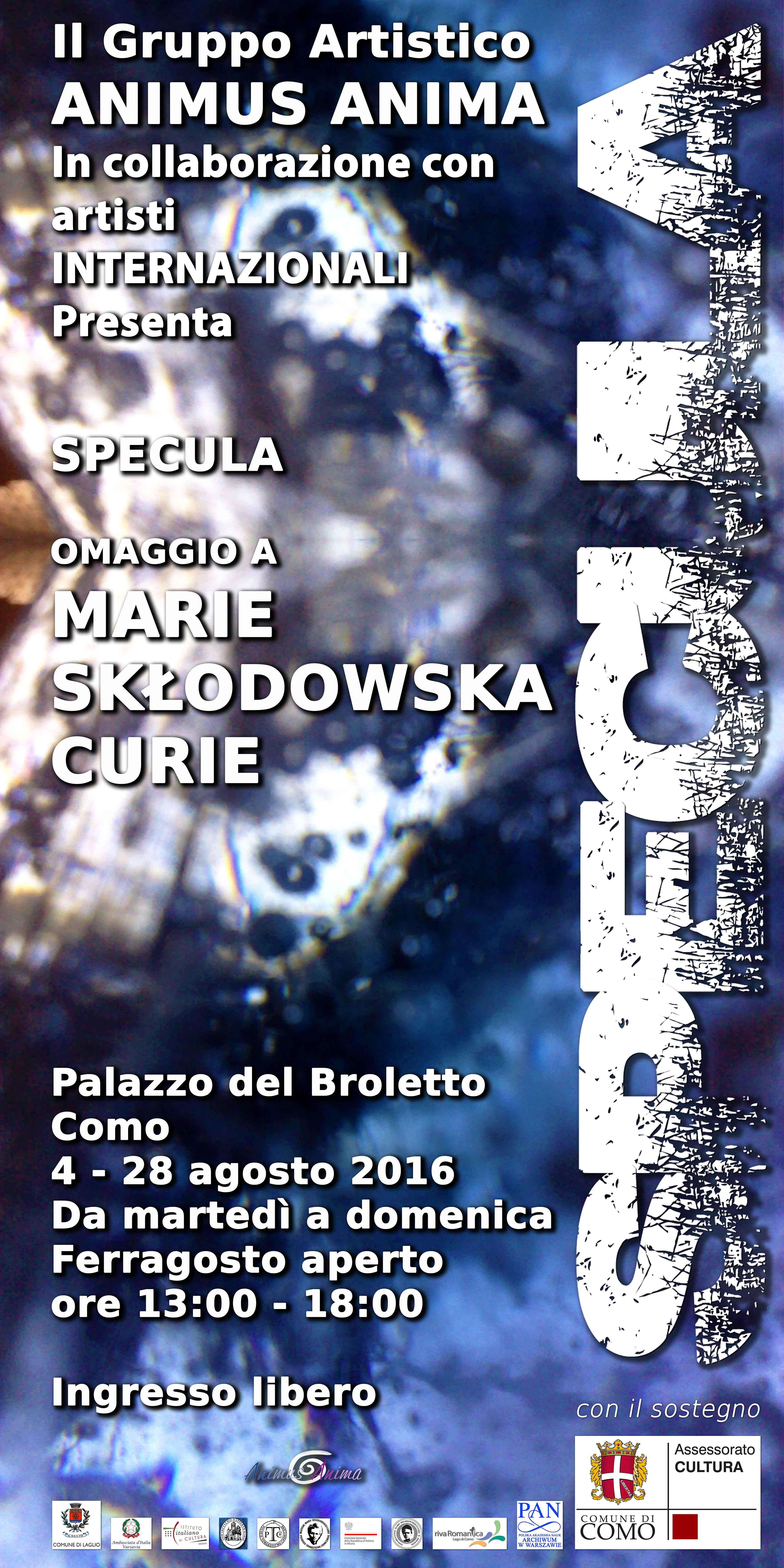 specula-Como-Sklodowska_Curie_Polacy-we-Wloszech