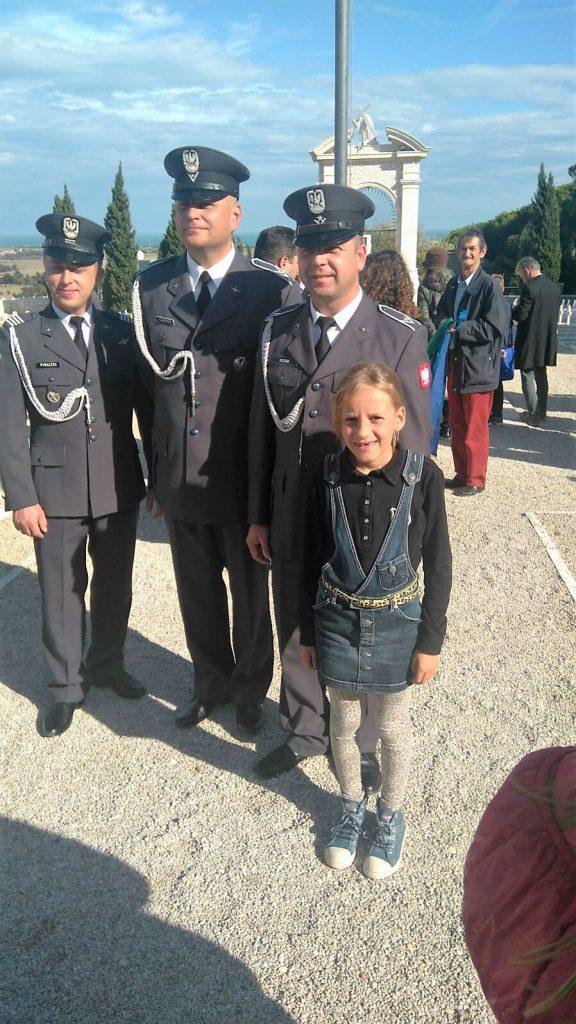 Dzieci ze szkoly Anders, foto: Monika Klobuch