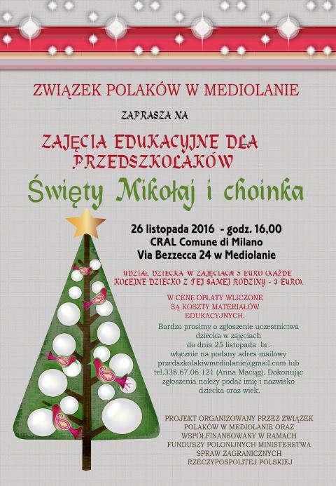 choinka-mikolaj-mediolan-polacy-we-wloszech