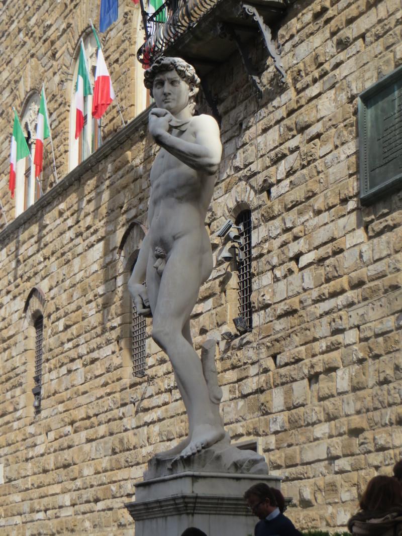 Kopia Dawida we Florencji