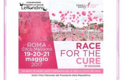 Druzyna_Polonia_Race_for_the_Cure_Roma_2017_polacy_we_Wloszech