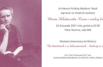 curie_zaproszenie_wystawa MSC