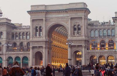 Galleria Vittorio Emanuele II, Mediolan