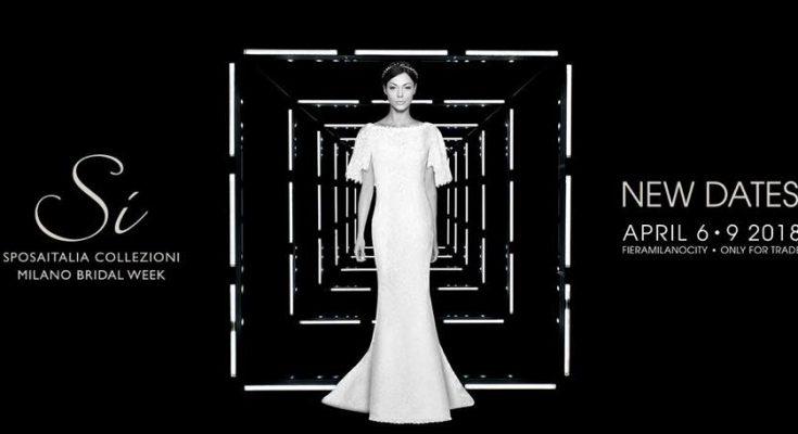 d08812187c Home Aktualności Mediolan stolicą mody ślubnej  propozycje na targach Si  Sposa Italia